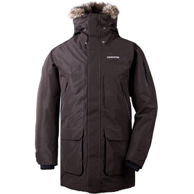 Didriksons 1913 Marcel Parka Men Chocolate Brown